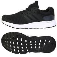 Adidas 2017 Men's Galaxy 3 Running Shoes Black/white Bb4358