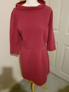 Boden Purple Dress Size 16 Uk Regular Delicate Machine Wash Ebay