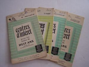 4-REVUES-ANCIENNES-CENTRES-D-039-INTERET-POUR-LES-MOINS-DE-HUIT-ANS-DE-1965