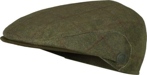 Harkila Stornoway flat cap Willow green