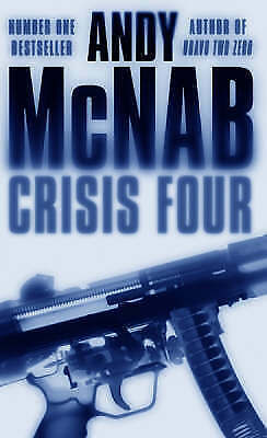 1 of 1 - Crisis Four: Reissue by Andy McNab (Paperback, 2004)