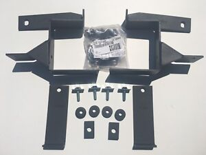 Go-Rhino-Push-Bumper-BRACKET-KIT-ONLY-for-2003-2011-Ford-Crown-Victoria-5038TK