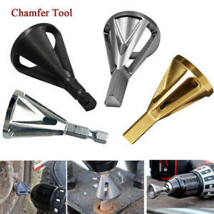 Heliburr-Deburring-External-Chamfer-Tool-Stainless-Remove-Burr-Tools-Drill-Bit