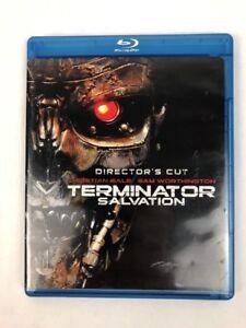 Terminator-Salvation-Blu-ray-2009-DIRECTORS-CUT-Fast-Free-Shipping