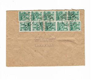 Brillant Alibes Minr. 949 N Sur Ortsbrief Bayreuth-afficher Le Titre D'origine