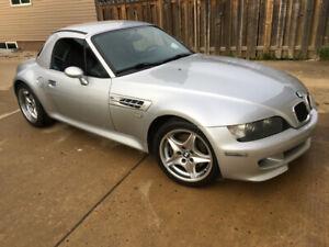 2001 BMW Z3 Z3m coupe
