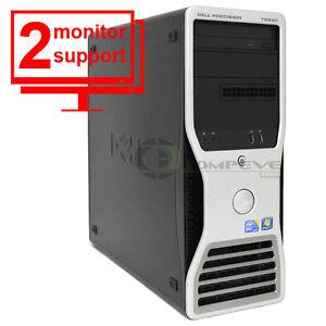 Dell-Precision-T5500-Intel-Xeon-Quad-Core-2-0GHz-6GB-RAM-250GB-HDD-Workstation