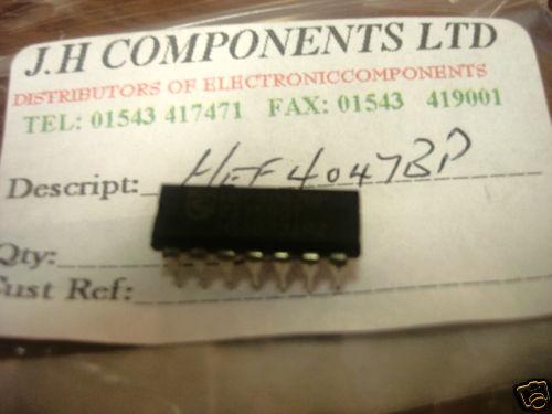 X2 4047BP HEF4047BP Monostable//astable multivibrator