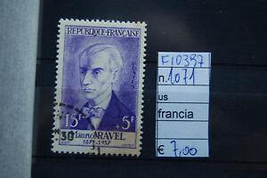 FRANCOBOLLI-FRANCIA-USATI-N-1071-F10397