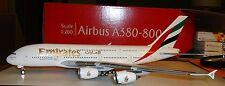 Herpa 1:200  -  A380-800   Emirates Airlines  A6-EDI  -  4-013150-555432