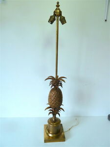 Lampe Ananas Vers 1950 1960 Dans Le Gout Maison Charles Bagues