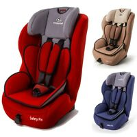 Isofix Children Car Seat 9 Up To 36 Kg Group 1 2 3 Infant 3 Colors Top