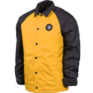 THE NORTH FACE x VANS Mens TORREY MTE Coach JACKET TNF Yellow   TNF ... b8302e975