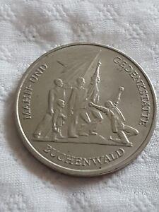 Ddr Münze 10 Mark 1971 Mahn Und Gedenkstätte Buchenwald Ebay