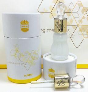 White Misk Tahara By Ajmal 12ml Happy Musk Exclusive Arabian Pure