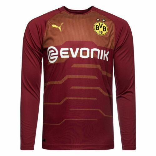 Borussia Dortmund BVB pour homme Football Domicile Gardien De but Chemise 2018 19