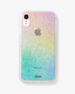 buy online 6fd9c 2262b Details about Sonix Protective Cell Phone CaseSonix Cell Phone Case Rainbow  Glitter, iPhone XR