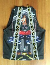 Maria Ke Fisherman Cyber Goth Apocalyptic Blade Runner top S RARE used Cyberdog