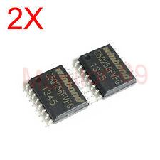 2PCS WINBOND W25Q256FVFG 25Q256FVFG SOP16 200mil Chip ORIGINAL NEW