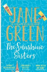 THE-SUNSHINE-SISTERS-by-JANE-GREEN-PAPERBACK-BOOK-9781447258742