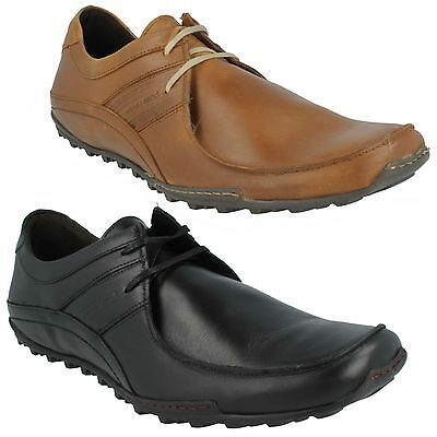 Base London Indent MTO Waxy Black Mens Shoes UK Sizes 7 to 12 GO