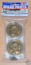 Tamiya 50548 2-Piece Mesh Wheels (1 Pair) (Taisan Porsche 911 GT2/Racing), NIP