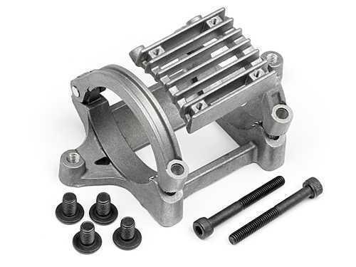 HPI VORZA Flux Motorhalter - Set für Motor 40 mm  103661 - Neu