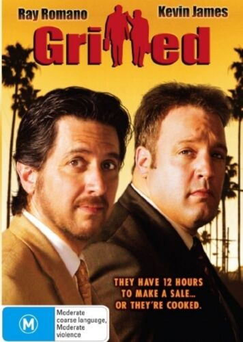 1 of 1 - Grilled (DVD, 2006)VGC Pre-owned (D89)