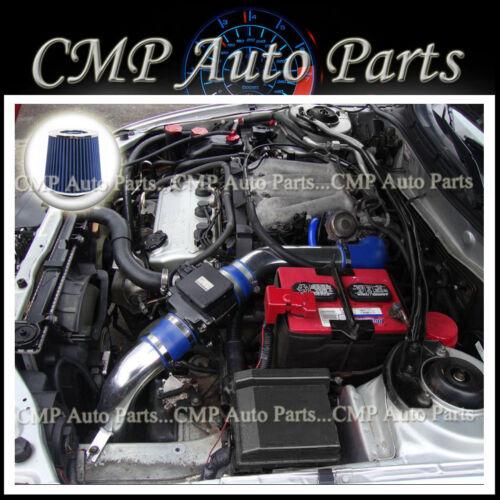 BLUE 2000-2005 Mitsubishi Eclipse SPYDER//GS//GT//GTS//RS 2.4L 3.0L AIR INTAKE KIT