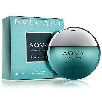 Bvlgari Aqva Marine 100 ML Men EDT Perfume