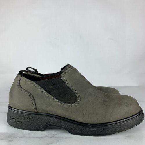 Blundstone Womens Moc Shoe Size 7 Gray