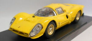 Bang-1-43-Scale-Metal-Model-7103-FERRARI-412-039-PROVA-039-YELLOW