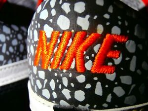 Details about NIKE COURT FORCE LOW HALLOWEEN CLASSIC US 10 VVNDS 2007 Air Max 95 360 SAFARI