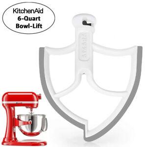 Flex Edge Beater For Kitchen Aid Mixer 6quart Bowl Lift Stand Mixer Bowl Scraper Ebay