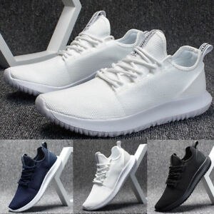 Men-039-s-Outdoor-Sports-Cycling-Trainers-Running-Casual-Shoes-Lightweight-Sneakers