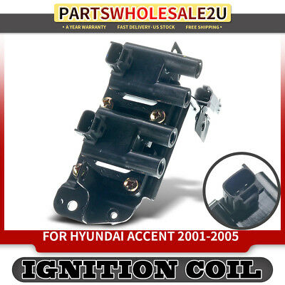 BRAND NEW IGNITION COIL FOR HYUNDAI ACCENT 1.6L 2001-2005 B2883 C1386 UF-424