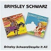 Brinsley Schwarz - Brinsley Schwarz/Despite It All CD1994 NEW SEALED Nick Lowe