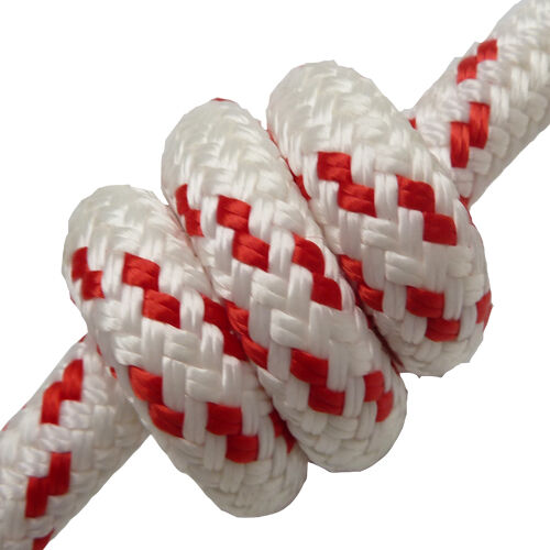 CLEARANCE 16mm Dyneema Braid SHEETS HALYARDS. High Spec, Low Stretch Rope.