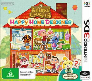 Animal-Crossing-Happy-Home-Designer-For-UK-AUS-3DS-New-amp-Sealed