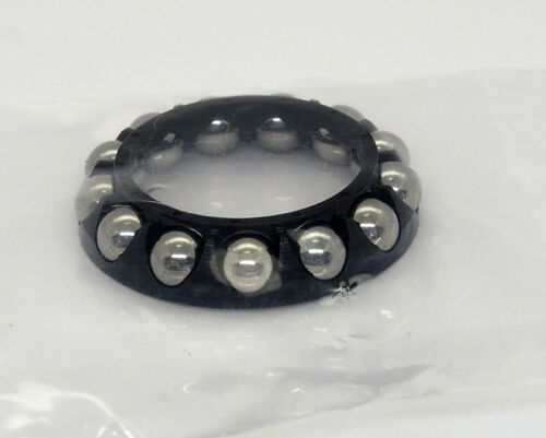 """Genuine Shimano 3//16/"""" Stainless Steel Ball Retainer fits Dura Ace HB-7800 B-Type"""