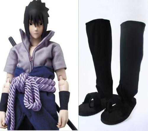 Naruto Uchiha Sasuke Orochimaru Cosplay Shoes Schuhe Ninja chaussure scarpa neu
