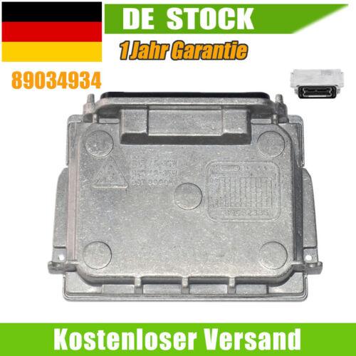 6G Xenon Steuergerät Für BMW VW Skoda 89034934 63117180050 4L0907391 DH