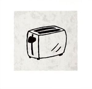 Toaster-1999-by-Allan-Stevens-20-X-20-034-Silkscreen-Serigraphie