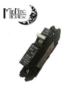 MIDNITE-SOLAR-MNEAC15-15AMP-AC-DIN-RAIL-MOUNT-BREAKER