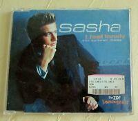 "CD Sasha ""I feel lonely"" The Summer Mixes"