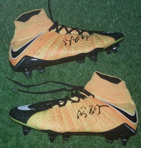 BRAHIM DIAZ signed Real Madrid boots shirt match worn player issue Spain