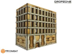 TTCombat – Utopia Building – SFX002