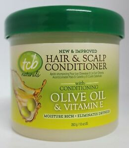 TCB-Hair-amp-Scalp-Conditioner-283g-with-Olive-Oil-Free-Delivery
