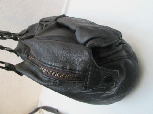 Des Cottonniers À Tbeg Comptoir Cuir Bag Vintage Authentique Main Sac qUpwII