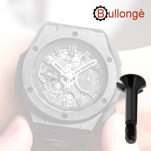 H-Vis pour hublot montres Black 6 mm